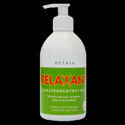 Detria Relaxant Lihastenrentouttaja 400 ml