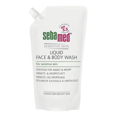 Sebamed Face & Body Wash Refill 1000 ml