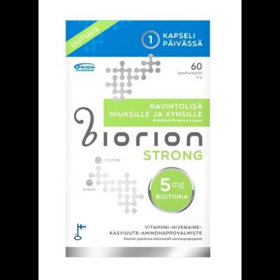 Biorion Strong 5 mg 60 kaps