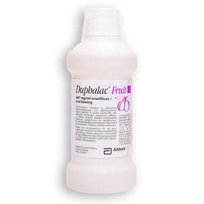 DUPHALAC FRUIT 667 mg/ml oraaliliuos 500 ml