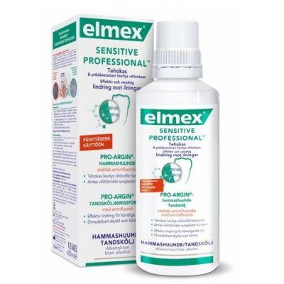 ELMEX SENSITIVE PROFESSIONAL HAMMASHUUHDE 400 ML