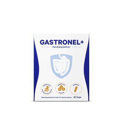Gastronel+ kaps maitohappobakteerivalmiste 60 kpl