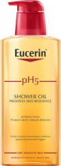 Eucerin pH5 Shower Oil with perfume 400 ml