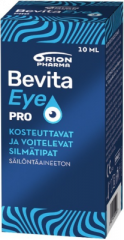 BEVITA EYE PRO SILMÄTIPPA PULLO 10 ML