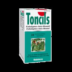 TONCILS imeskelytabl 24 fol